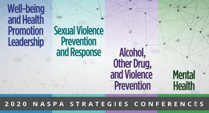 2020 NASPA Strategies Conferences