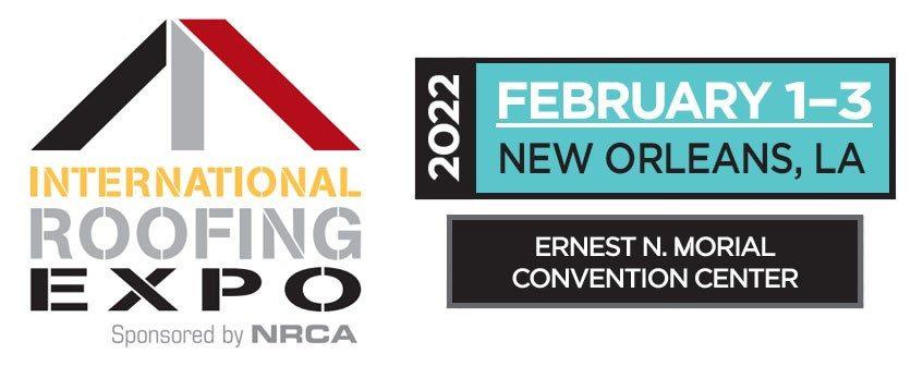 International Roofing EXPO - Feb 22