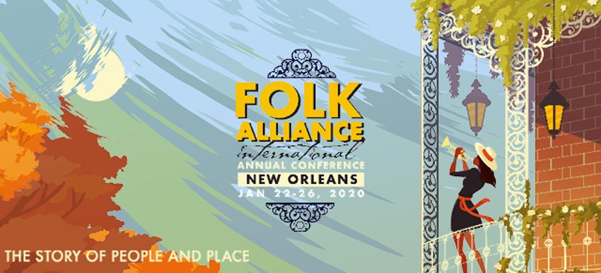 Folk Alliance Intl  1-20
