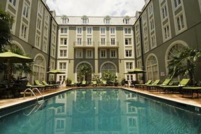 new orleans hotel pool